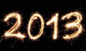 Happy 2013…..