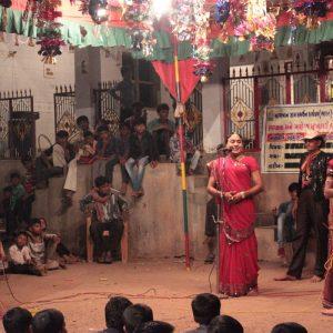 ભવાઈનો ઇતિહાસ ( ગુજરાતનું લોકનાટ્ય )