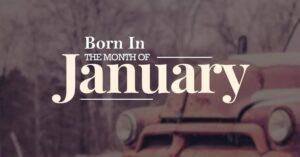 શું તમે જાણો છો કયા સાહિત્યકારો જાન્યુઆરી મહિનામાંં જન્મેલા ?
