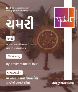 Gujarati Lexicon Word Of The Day – 20 March 2020