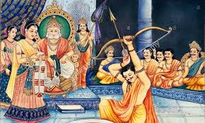 Draupadi Swayamwar
