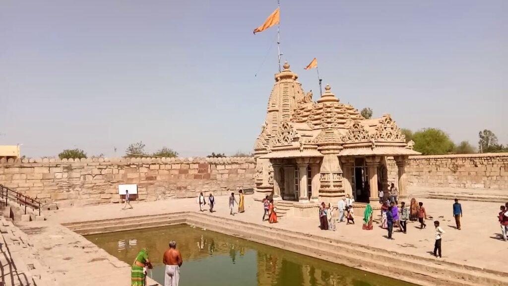 Trinetereshwar TEmple, Surendranagar, Tarnetar